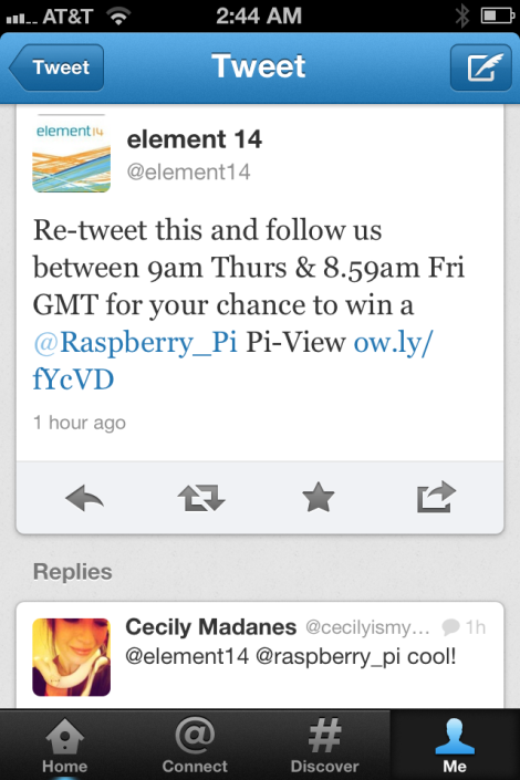 Fuck Yea Element14